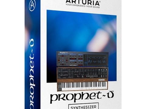 Arturia Prophet V Crack