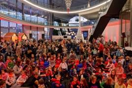 Dec 6, 2015 - Neckarsulm, Germany. Warum hat der Nikolaus keine Frau? at Audi Forum in Neckarsulm. (Credit Image; vstudio.photos)