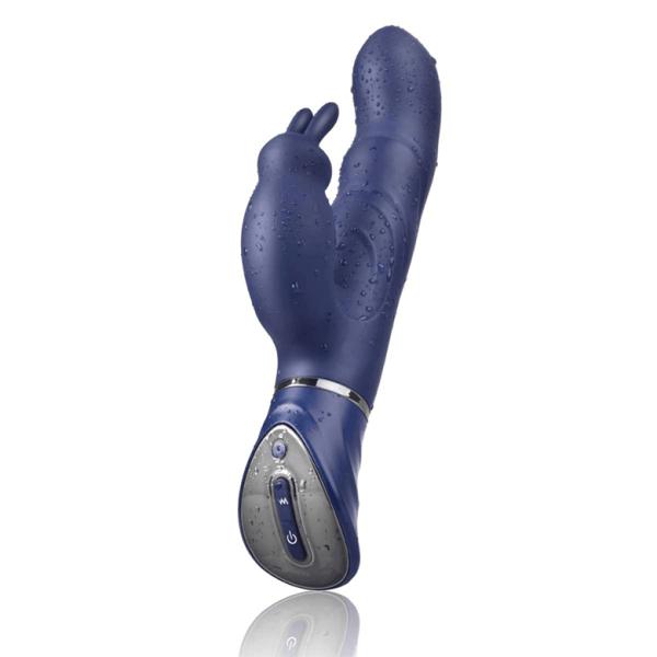 Delux Sex Rabbit Vibrator Kaninchenvibrator Produktbild front