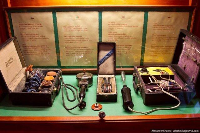 Музей еротики та секс-машин в Празі (17)