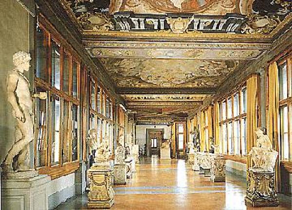 Галерея Уффіці у Флоренції