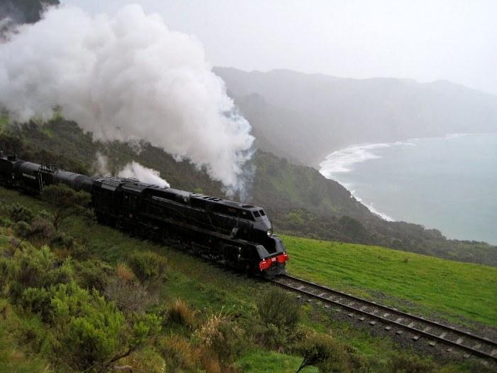 Залізничний шлях Нейпір-Гісборн (Napier-Gisborne Railway) (Нова Зеландія)