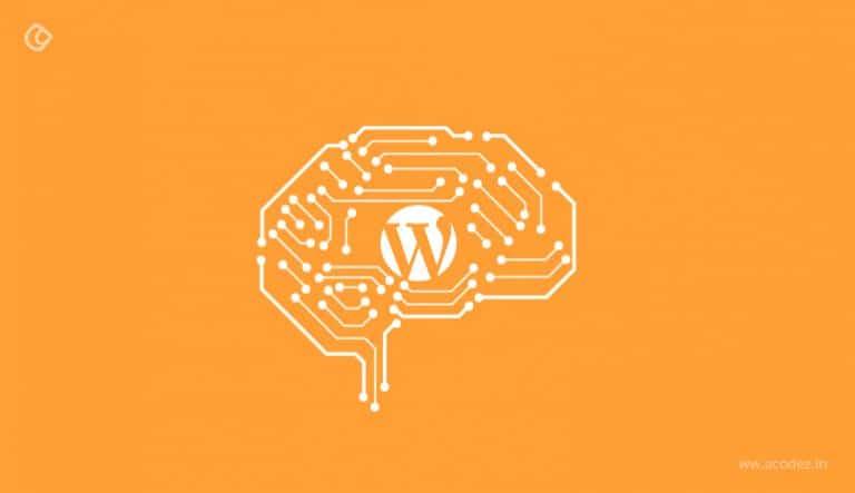 Découvrez comment l'intelligence artificielle peut rendre votre site wordpress