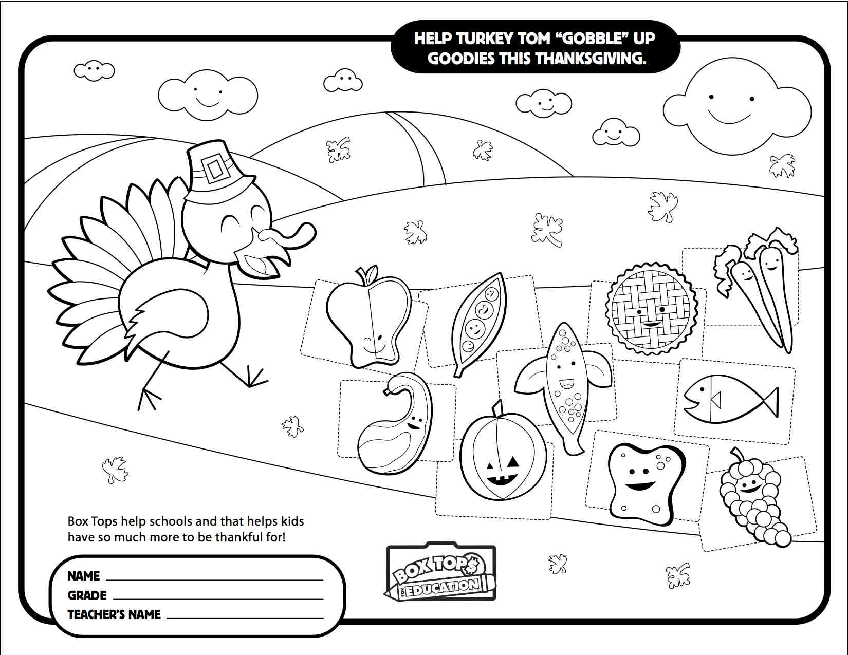 1000+ images about Box Tops Collection Sheets on Pinterest