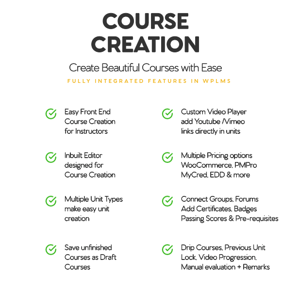 wplms course creation