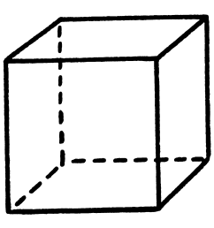 How to find the length of an edge of a cube - Intermediate Geometry [ 1656 x 1714 Pixel ]
