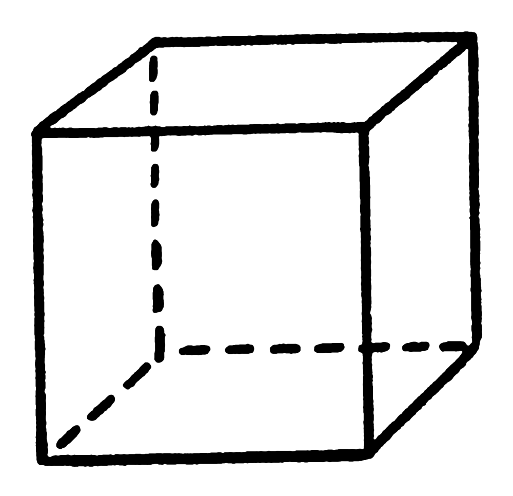 medium resolution of How to find the length of an edge of a cube - Intermediate Geometry