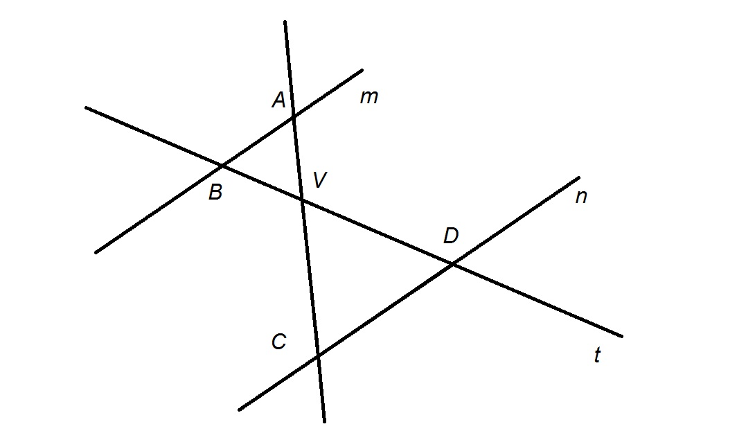How to find if of acute / obtuse isosceles triangle are