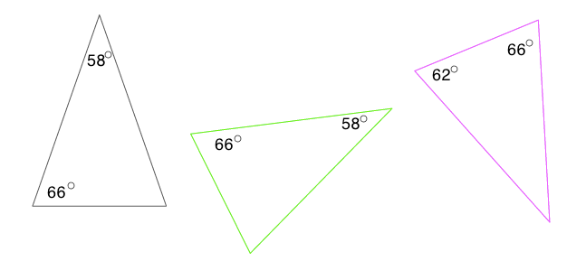 AA Criterion using Similarity Transformations: CCSS.Math