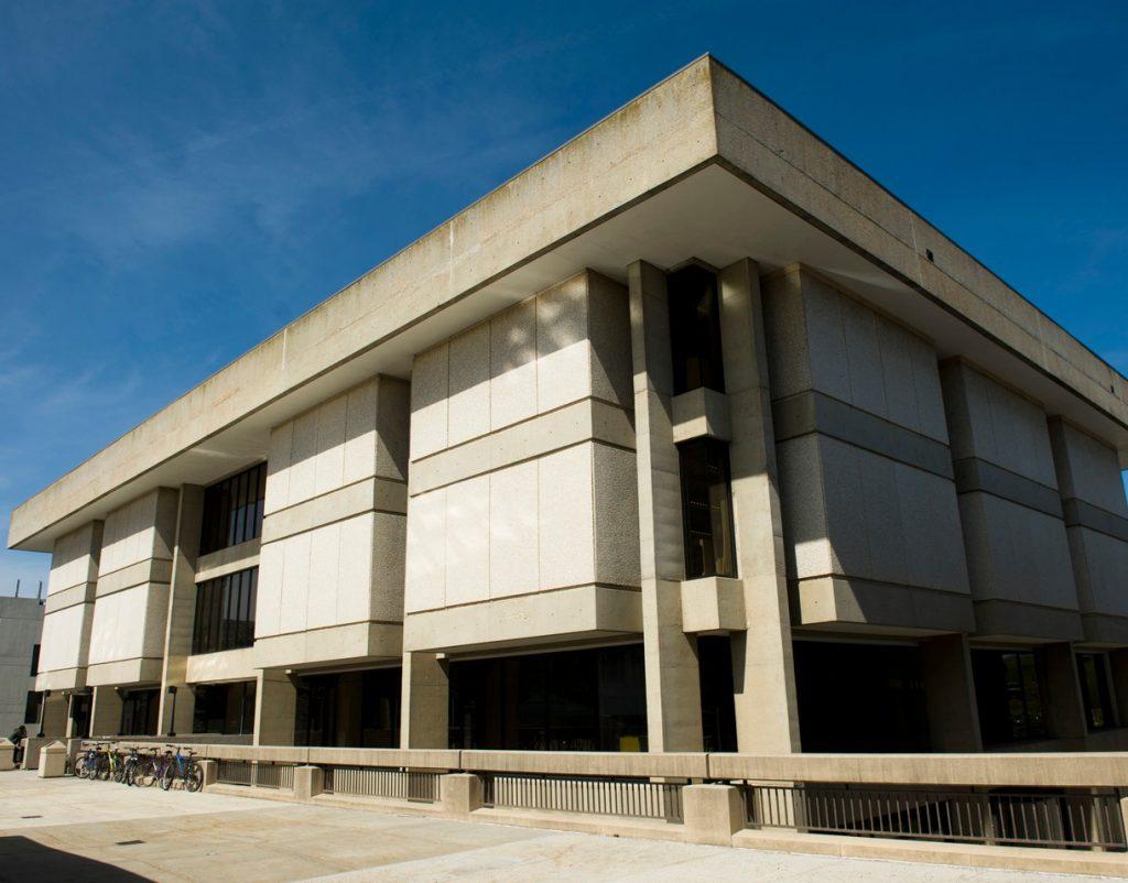 Cowgill Hall  Virginia Tech