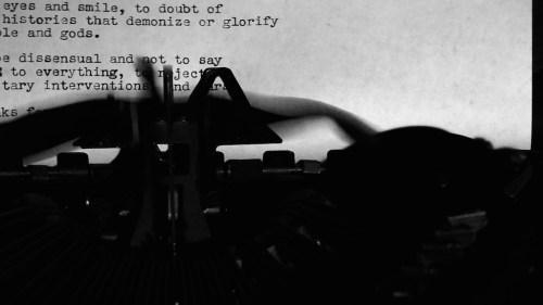Sincerely, Warmly essay by Daniella Sanader