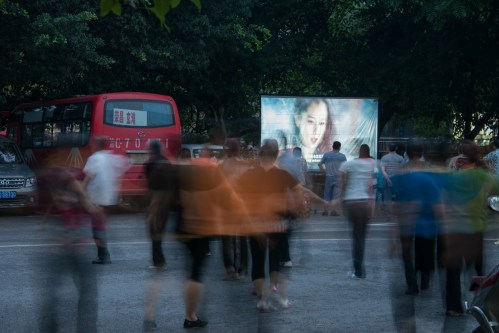 Tong Lam: Moving Images, Moving People