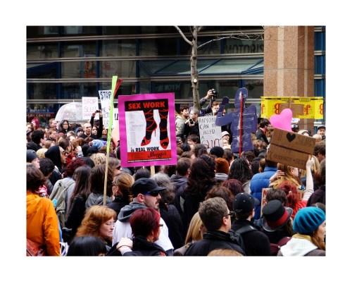 Slut Nation: Anatomy of a Protest, Online screening