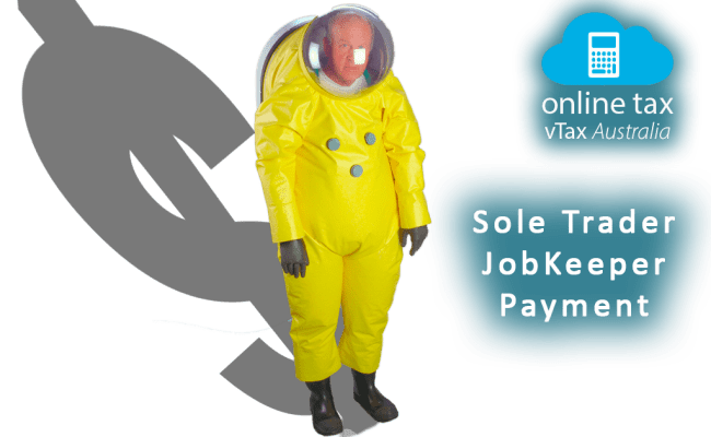 Covid 19 Sole Trader Jobkeeper Payment 1 500 Per