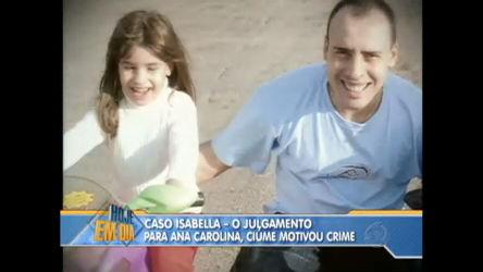 Me de Isabella Nardoni diz que filha morreu por causa do