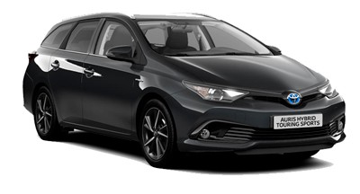 Toyota Auris Touring Sport - VTC-WINGS