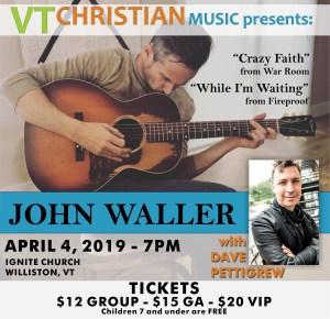 John Waller & Dave Pettigrew @ Ignite Church