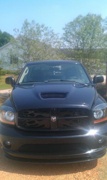 Srt10 Ram Hood : srt10, Grill, Dodge, SRT-10, Forum, Viper, Truck, America