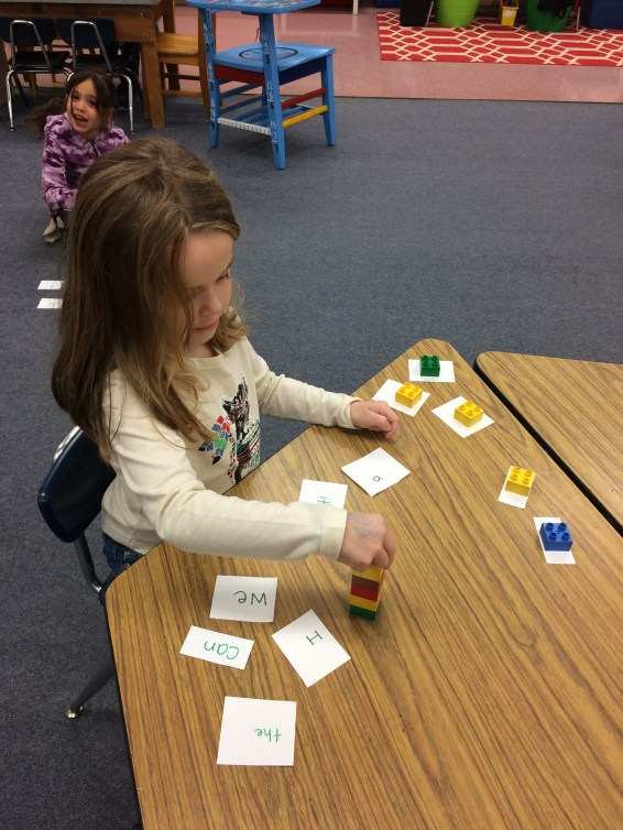Sight Word Tower