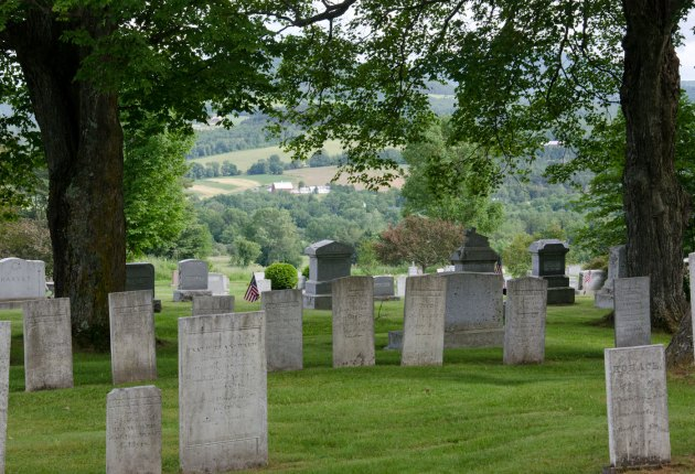 Supporters of 'green burials' seek change in law