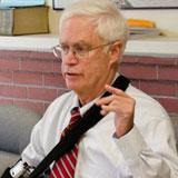Vermont Labor Relations Board Chairman Richard Park. VTD/Josh Larkin