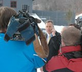 Shumlin calls in publicity for Sugarbush, Verizon and state's broadband expansion effort