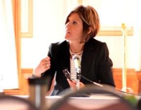GMP CEO Mary Powell