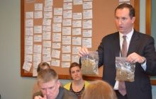 In marijuana decriminalization bill, it's all about ounces, plants and where to draw the line