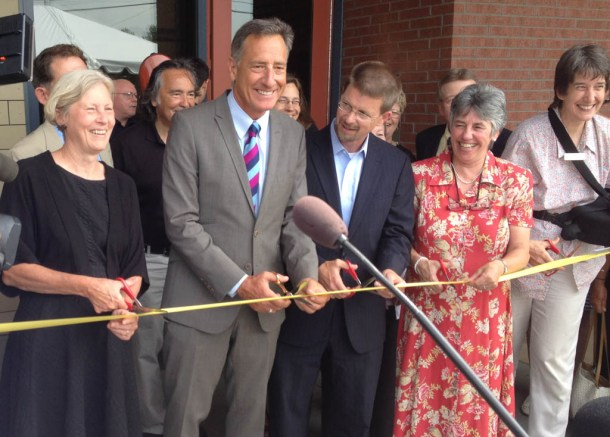 Peter Shumlin, Vermont Psychiatric Care Center
