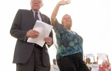 Jane Sanders overstated donation amounts in loan application for Burlington College