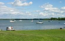 UVM study: Lake Champlain is saltier