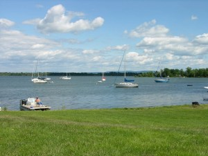 Lake Champlain Carry Bay