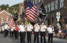 Small Independence Day parades hit the big time