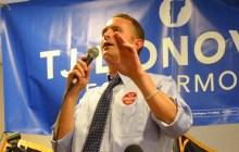 Condos, Donovan tackle campaign finance together