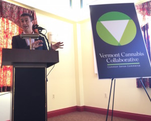 Bill Lofy, former Chief of Staff to Gov. Peter Shumlin, is working to legalize marijuana with the group Vermont Cannabis Collaborative. Photo by Morgan True/ VTDigger