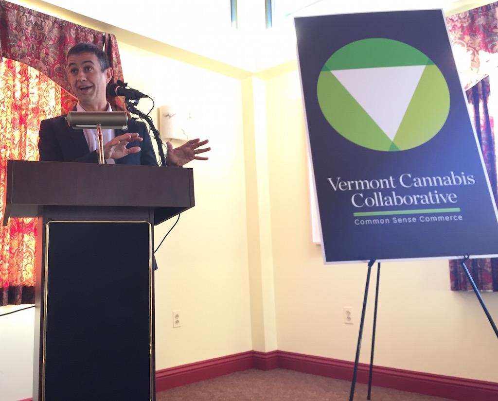 Report offers framework for Vermont's marijuana business