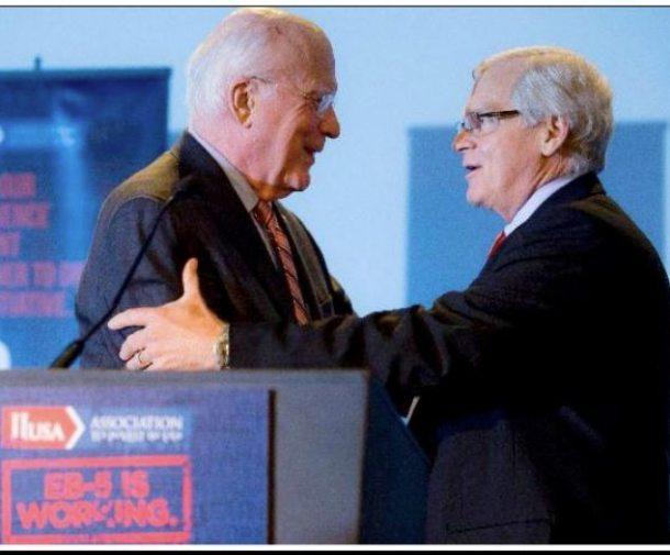 Patrick Leahy, Bill Stenger