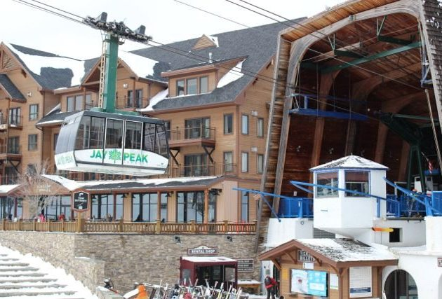 Fast-melting ice prompts tram cable fix at Jay Peak
