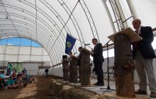 Wind development, economy dominate Kingdom candidate forum