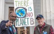 National Sierra Club president, McKibben endorse Minter