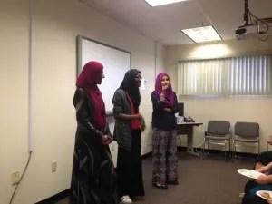 Muslim Girls Making Change