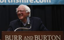 Sanders, on book tour, offers Vermont audience a civics lesson