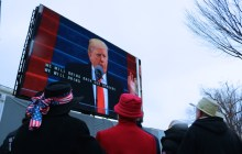 Red meat and Trump: Vermonters celebrate inauguration in DC