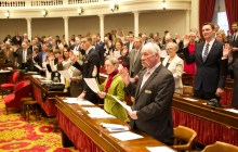 Vermont Legislature 2017: How a sleepy session turned stormy