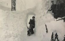 Then Again: A massive blizzard brings Vermont to a halt