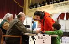 Smooth sailing for budgets, ballot items in Montpelier