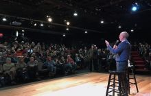 Welch: Trump effect boosts town hall turnout