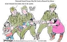 Danziger: National Guard Roundup