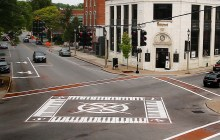 New design graces Bennington's Four Corners