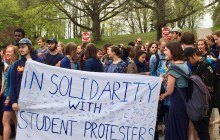 Discipline process grinds on for Middlebury protesters